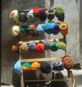 Image credit: Stonetown hat stall by Gail Hampshire, Flickr, CC BY
