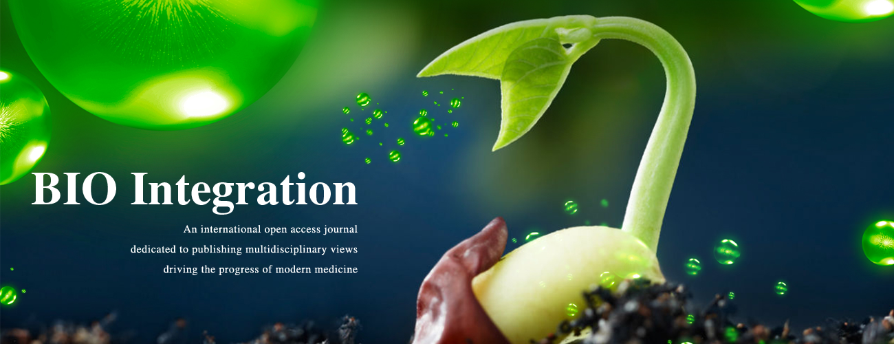 BIO Integration Collection – featuring a new, open access, biomedical sciences journal